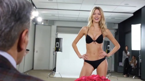 Casting da Victoria's Secret